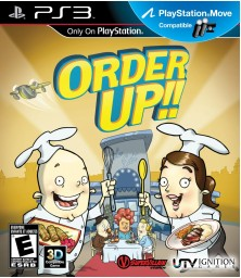 Move Order Up PS3